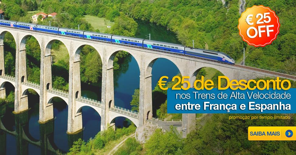 25 EUR de Desconto