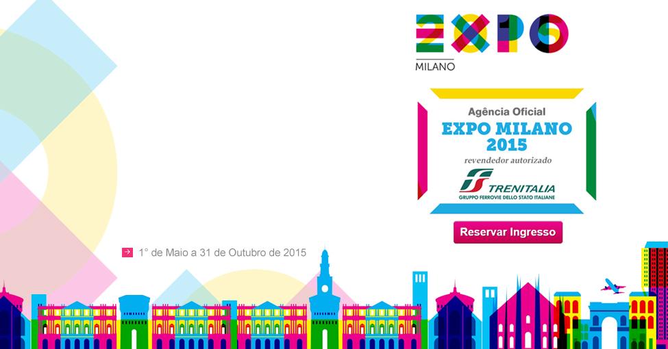 Feira Expo Milano 2015
