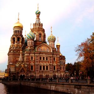 Pacote Escandinávia e Rússia Premium