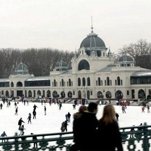 Pacote Viena, Budapeste e Praga no Inverno