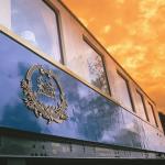 Trem Danube Express