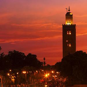 Marrocos – Cidades Imperiais – Saindo de Marrakech