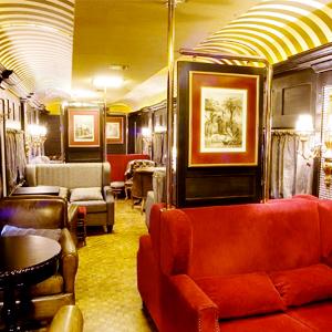 Pacote Trem de Luxo Great Brazil Express