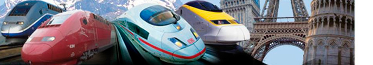 Passe-de-Trem-Eurail