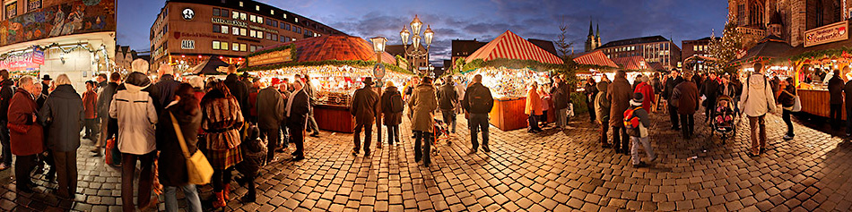 Pacote Mercados de Natal