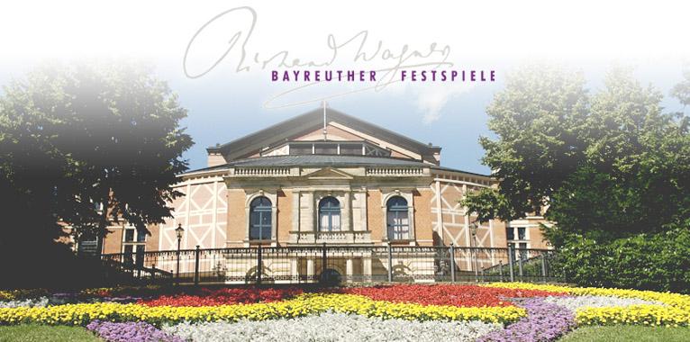 Resultado de imagem para Teatro dos Festivais de Bayreuth