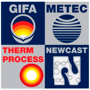 Feira Gifa – Metec – Thermprocess – Newcast em Dusseldorf