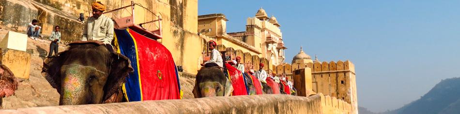 Pacote Maharajas' Express - Tesouros da Índia