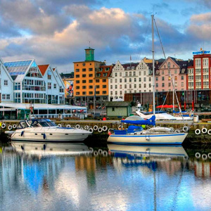 Pacote Dinamarca e Noruega Exuberante