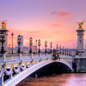 Pacote Paris e Itália