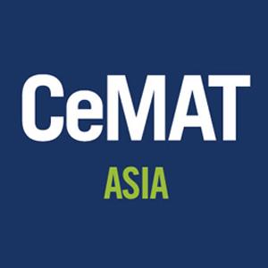 Feira CeMAT Asia e PTC Asia – Shanghai