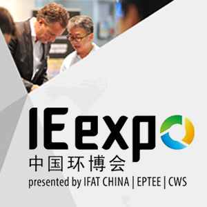 Feira IE Expo Presented by IFAT + EPTEE + CWS – Shanghai – China