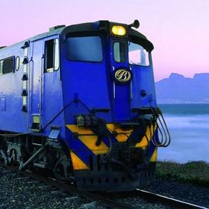 Pacote Blue Train de Pretória a Cape Town
