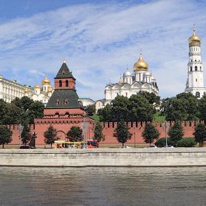 Pacote Duas Capitais da Rússia com início em Moscou