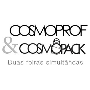 Feira Cosmoprof e Cosmopack em Bolonha