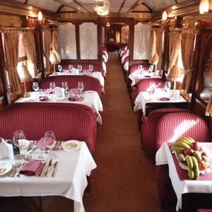Trem Al Andalus – Madri a Santiago de Compostela