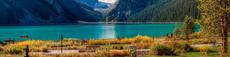 Pacote Canadá - Rota Rocky Mountain Express
