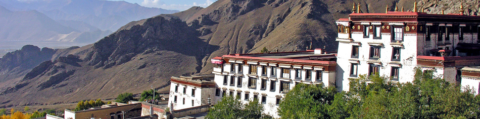China ao Tibet de Trem