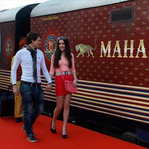 Pacote Maharajas' Express – O Esplendor da Índia