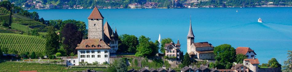 Pacote Alemanha Romântica e Suíça Fabulosa