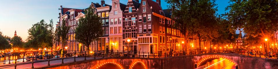 Pacote Paris, Holanda e Bélgica
