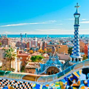 Pacote Madri, Andaluzia e Barcelona