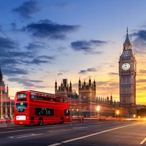 Pacote Londres e Paris