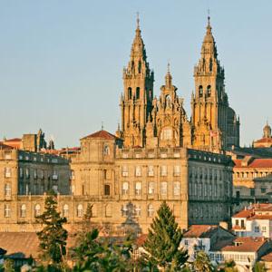 Pacote El Transcantábrico Clássico de Santiago de Compostela a León