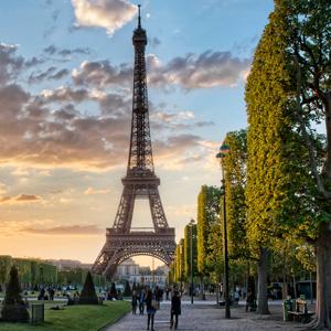 Pacote Paris e Itália Bela