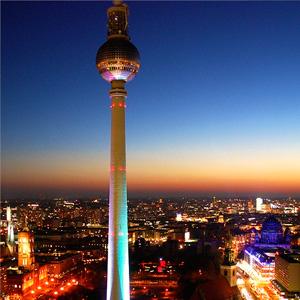 Pacote Berlim, Países Baixos e Paris