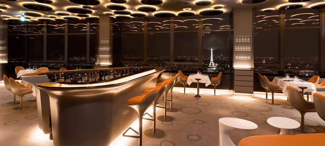 Torre montparnasse a melhor vista panor mica de paris trains tours - Ciel de bar cuisine ...