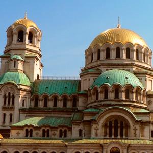 Pacote Romênia e Bulgária