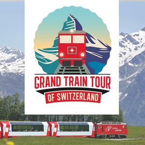 Pacote Montanhas Suíças e Glacier Express