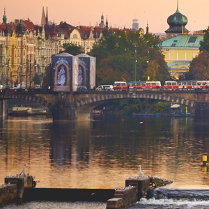 Pacote Viena, Budapeste, Praga e Berlim