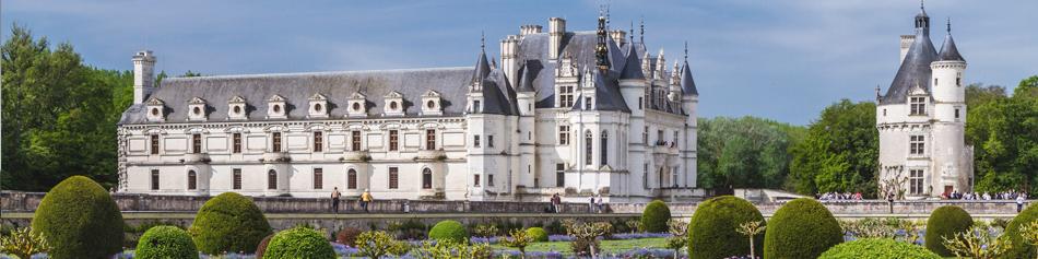 Pacote Normandia e Castelos do Loire