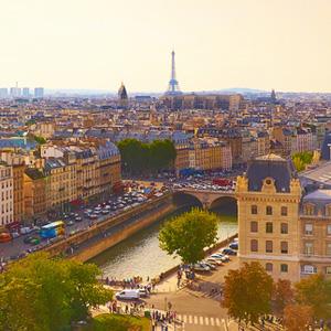 Pacote Paris e Capitais Imperiais