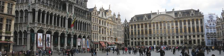 Pacote Paris e Benelux