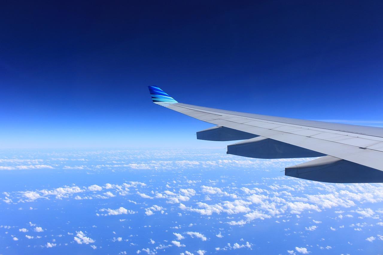Viagens de avião na França