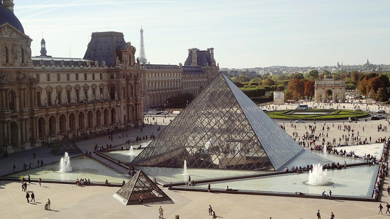 o que fazer em Paris: museu de louvre