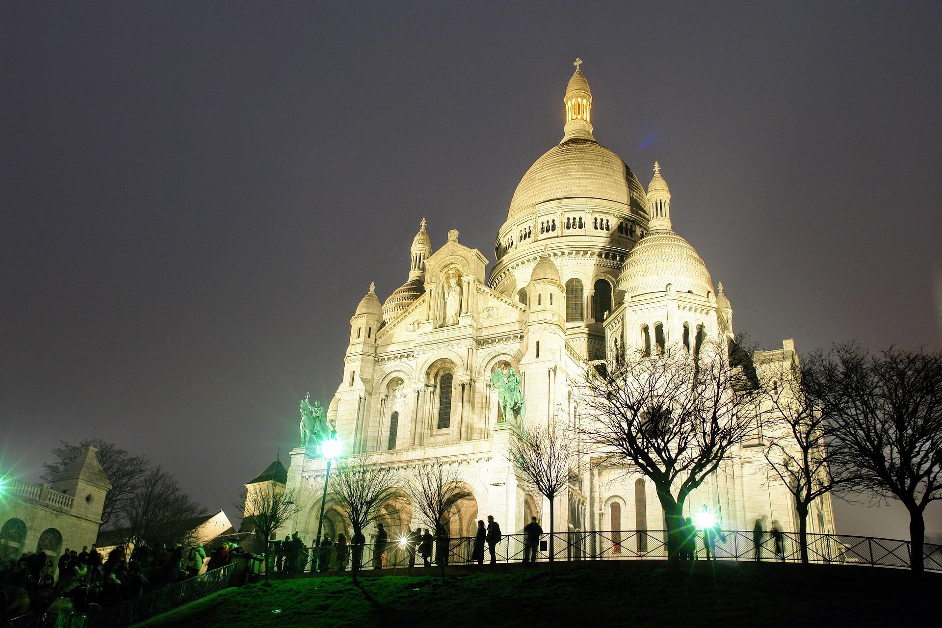 o que fazer em Paris: basílica de sacre coeur