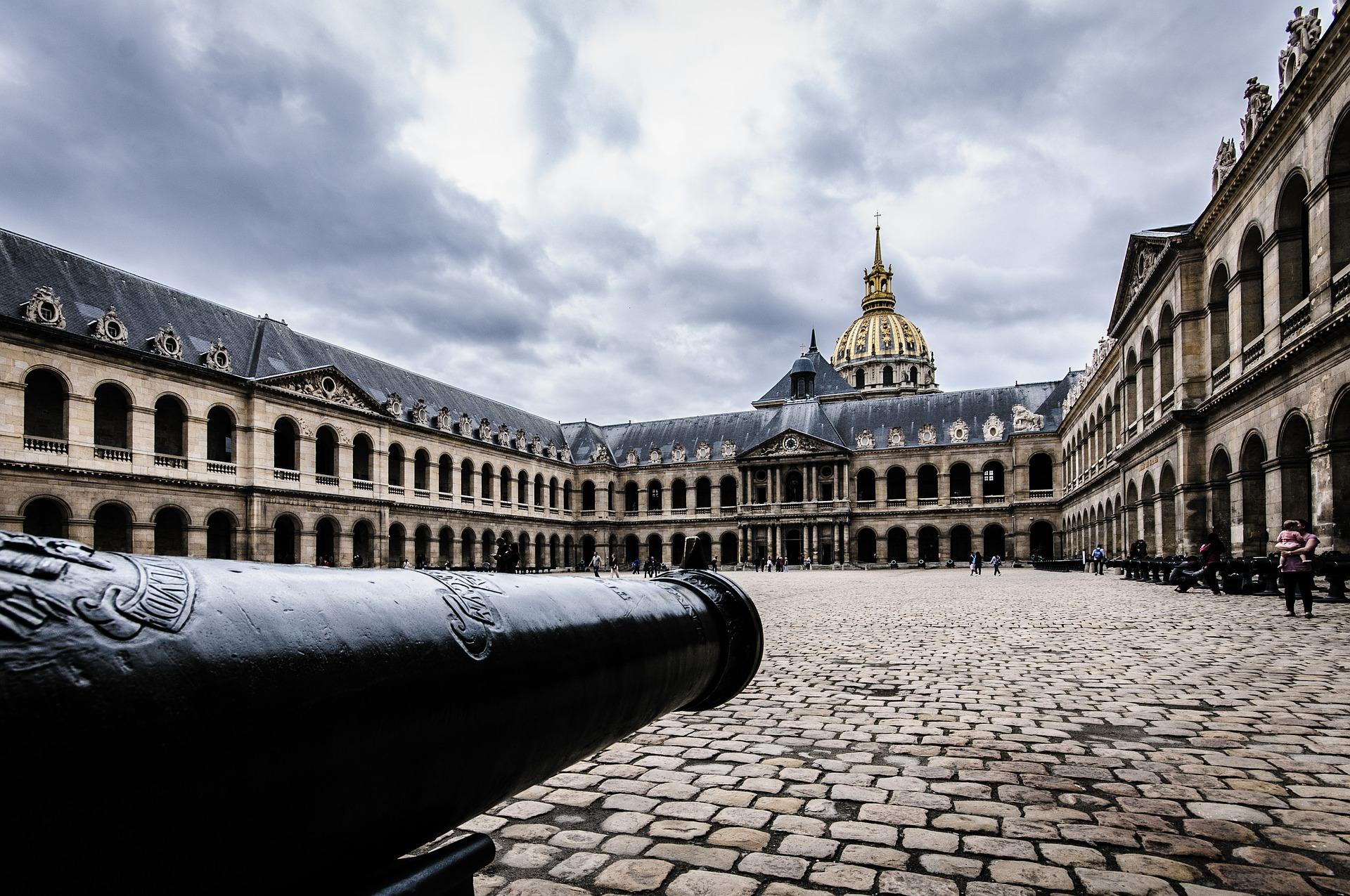 o que fazer em Paris: museu des invalides