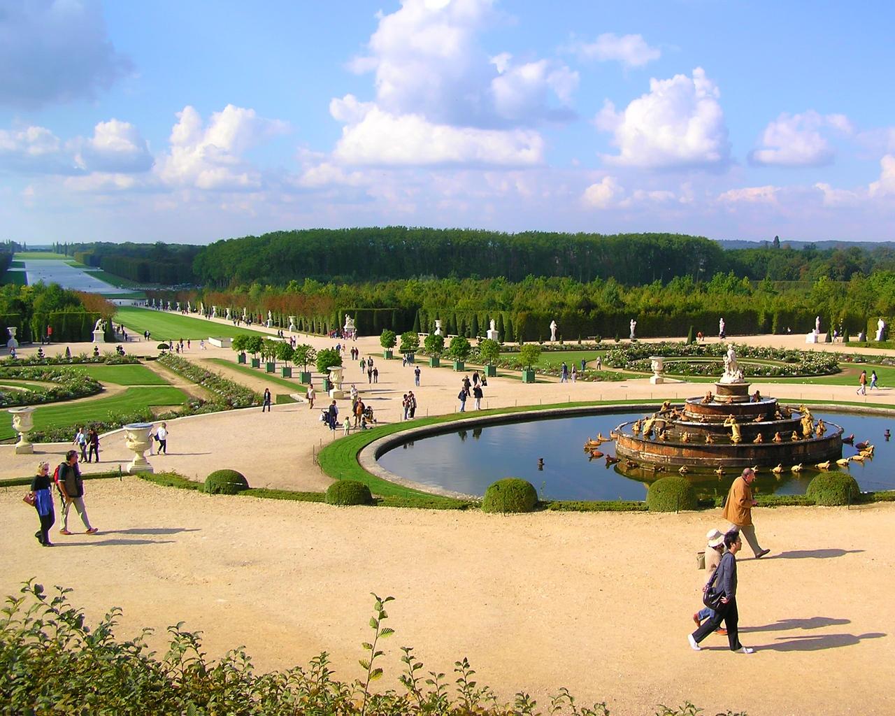 o que fazer em Paris: palacio de versalhes