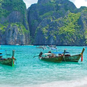 Pacote Tailândia Phi Phi