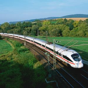 Pacote de Munique a Berlim de Trem