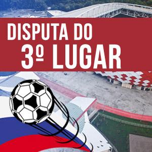 Pacote Copa das Confederações com saída de Moscou – Disputa do 3º Lugar