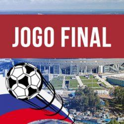 Pacote Copa das Confederações com guia brasileiro – Jogo da Final