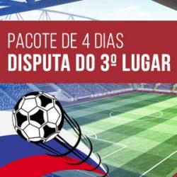 Pacote de 4 dias para a Copa das Confederações – Disputa do 3º Lugar