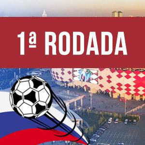 Pacote Copa das Confederações com saída de Moscou 1ª Rodada