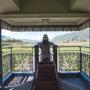 Trem de Luxo Andean Explorer – Montanhas Peruanas