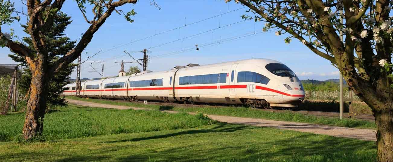 Deutsche Bahn fecha parceria com a Eurail